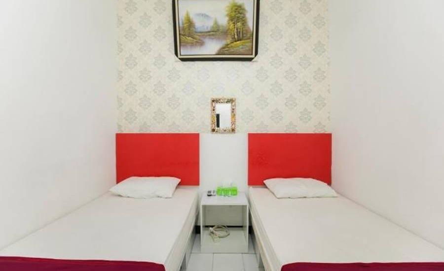 Salina Guest House Syariah Surabaya - Kamar tamu