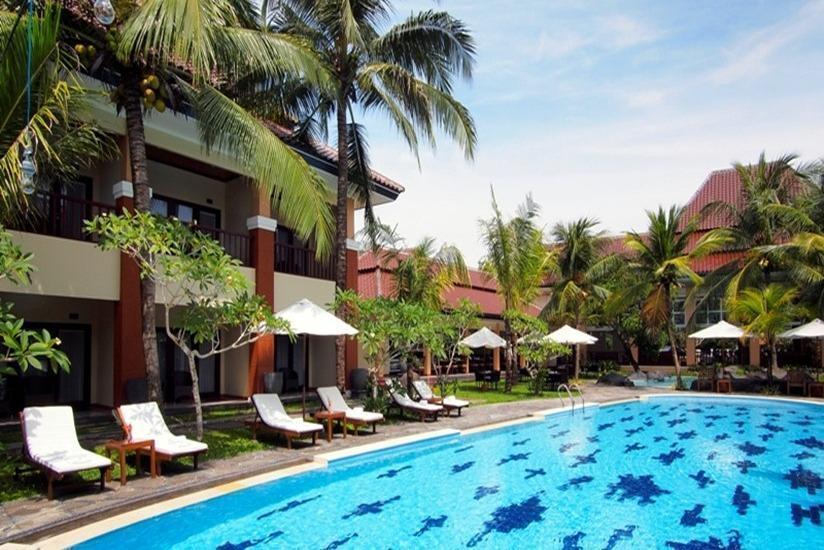 The Arnawa Hotel Pangandaran - Kolam Renang
