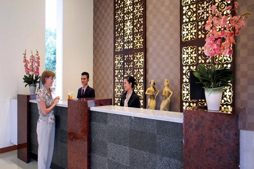 The Arnawa Hotel Pangandaran - Resepsionis