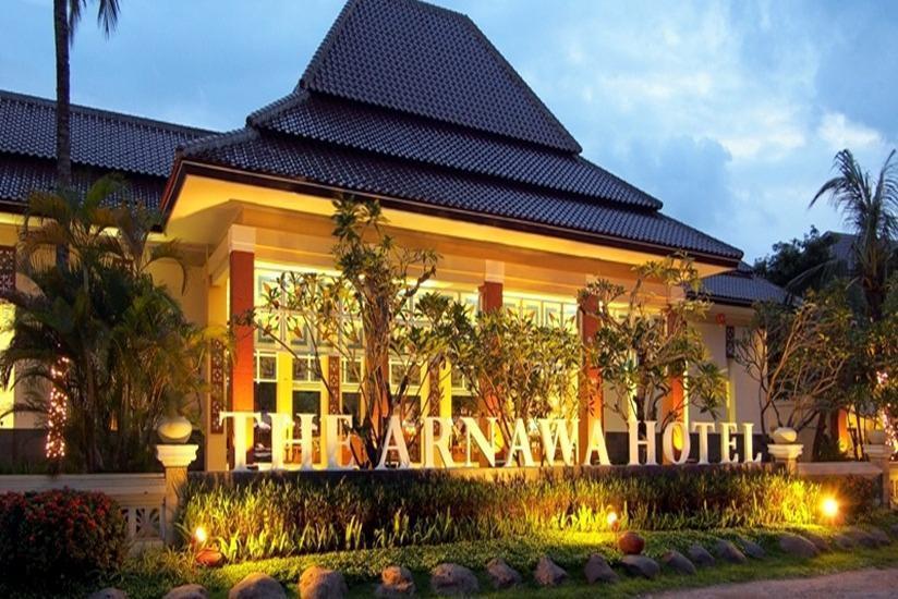 The Arnawa Hotel Pangandaran - Tampilan Luar Hotel