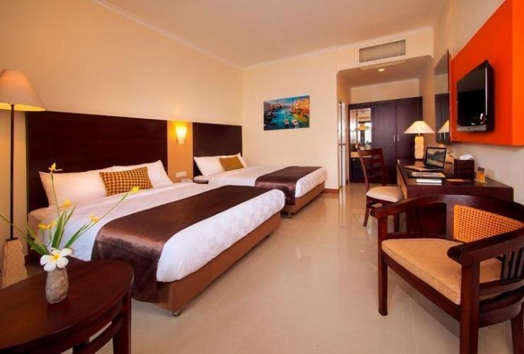The Arnawa Hotel Pangandaran - Guest room