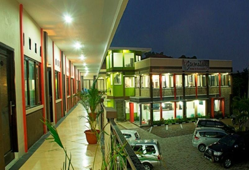 Gumilang Hotel Bogor - Eksterior