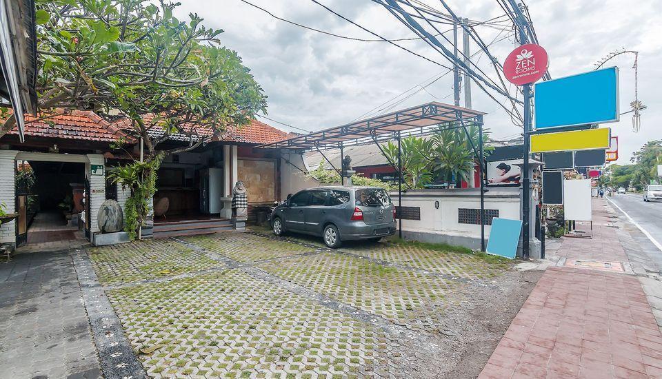 ZenRooms Tanjung Benoa Pratama 3 Bali - Tampak luar