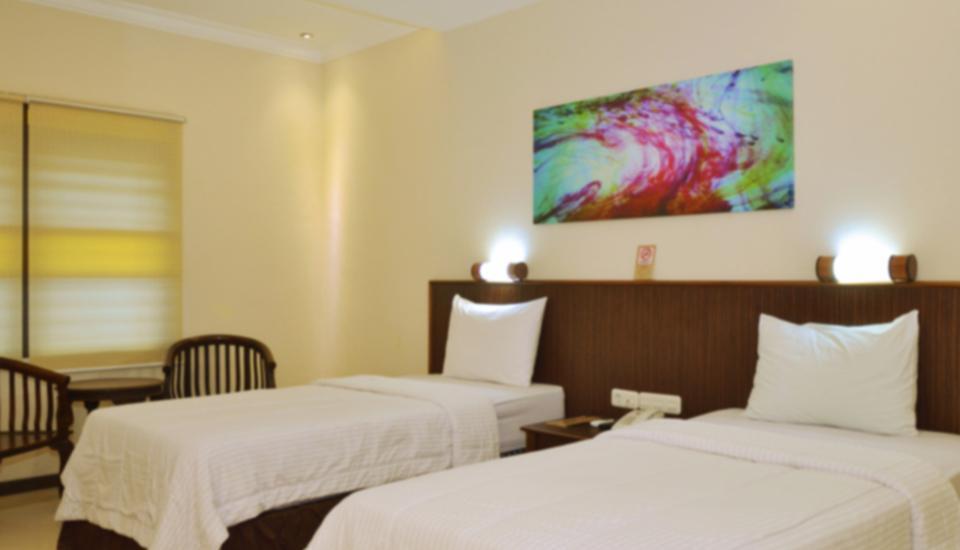 Arsela Hotel Pangkalan Bun Kotawaringin Barat - Kamar tamu