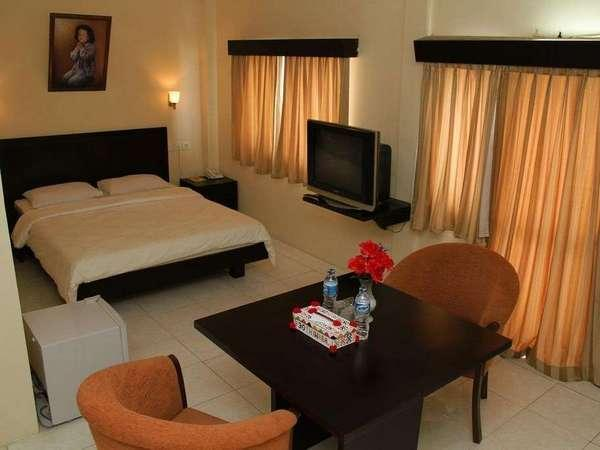 PIA Hotel Pandan Medan - Kamar Junior Suite Regular Plan