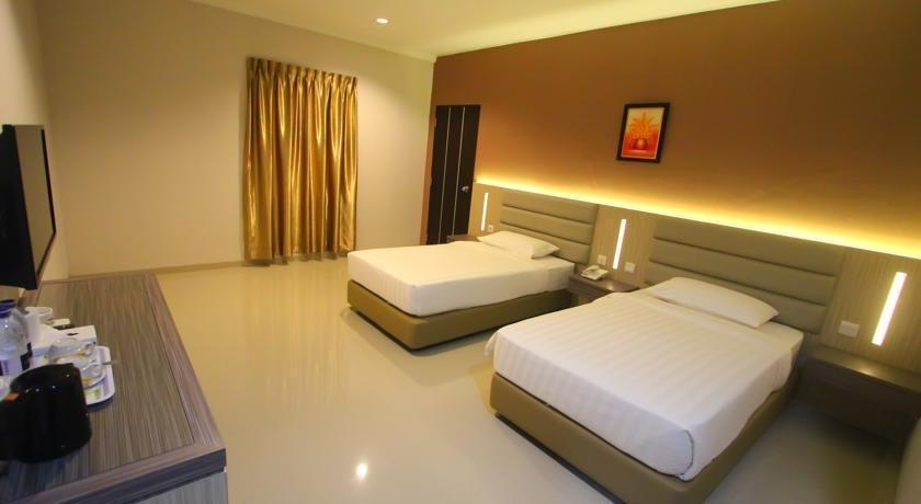 Lovina Inn Batam Centre Batam - Twin Bed Room Special Promo