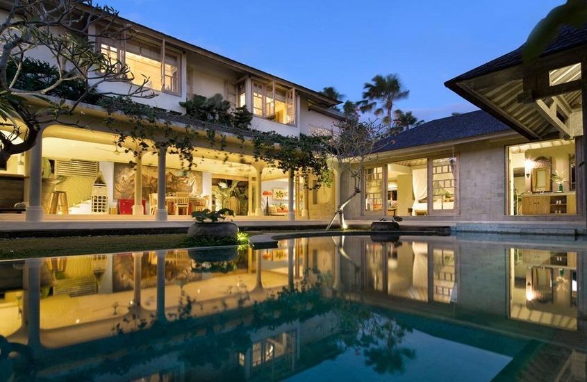 Villa Sky Li by Nagisa Bali Bali - Kolam Renang