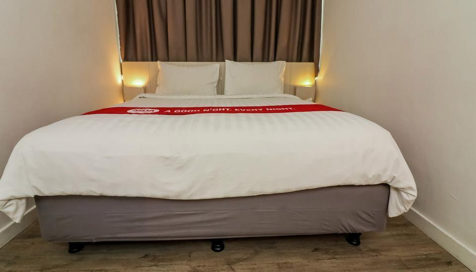 NIDA Rooms Pantai Indah North 3 Jakarta - Double Room Double Occupancy Special Promo