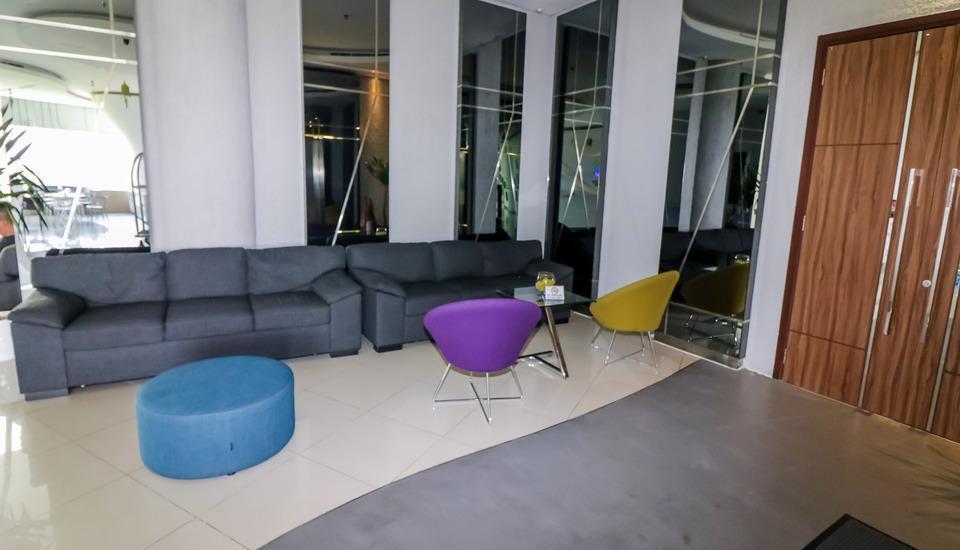 NIDA Rooms Pantai Indah North 3 Jakarta - Lobi
