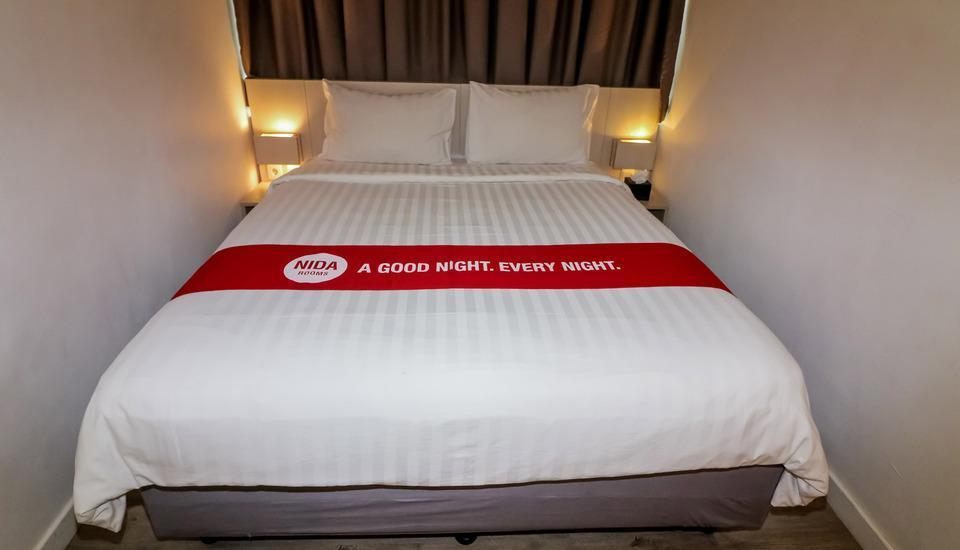 NIDA Rooms Pantai Indah North 3 Jakarta - Double Room Single Occupancy App Sale Promotion