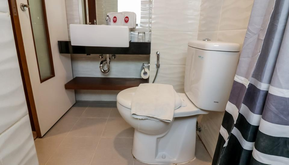 NIDA Rooms Pantai Indah North 3 Jakarta - Kamar mandi