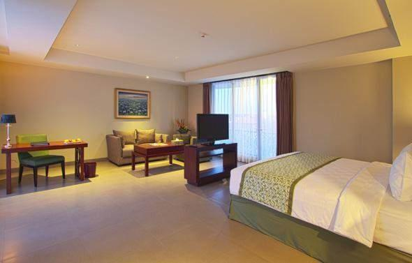 Swiss-Belhotel RainForest Bali - Junior Suite (18/Mar/2014)