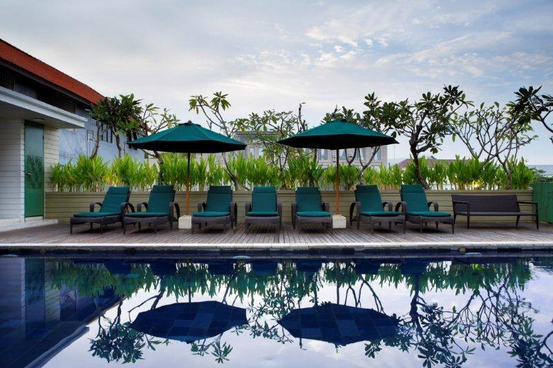 Swiss-Belhotel RainForest Bali - Pool