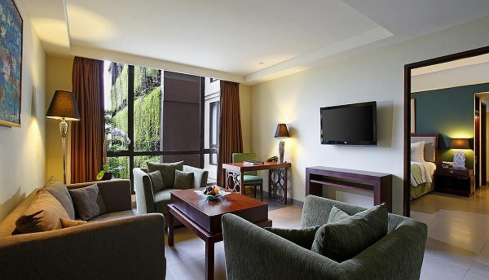 Swiss-Belhotel RainForest Bali - Executive suite  Regular Plan