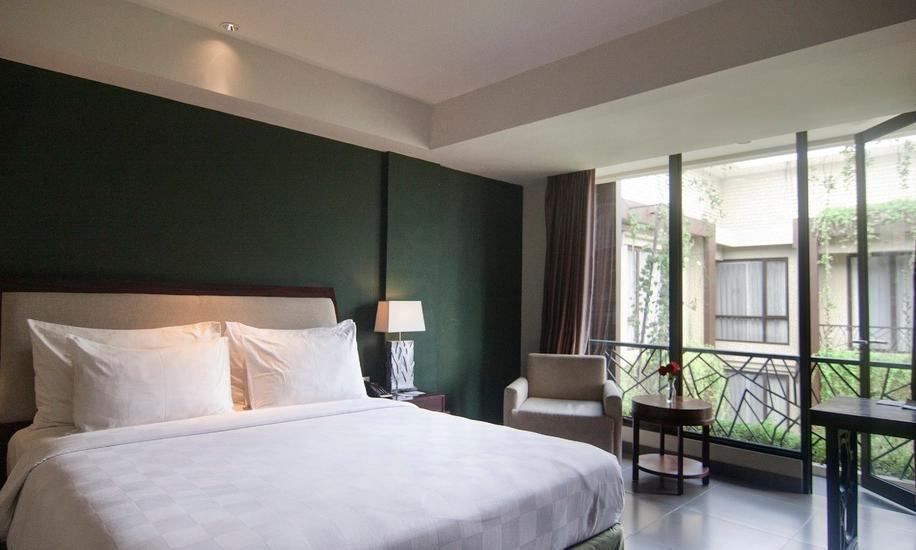 Swiss-Belhotel RainForest Bali - Grand Deluxe Room Super Saver 10% Discount