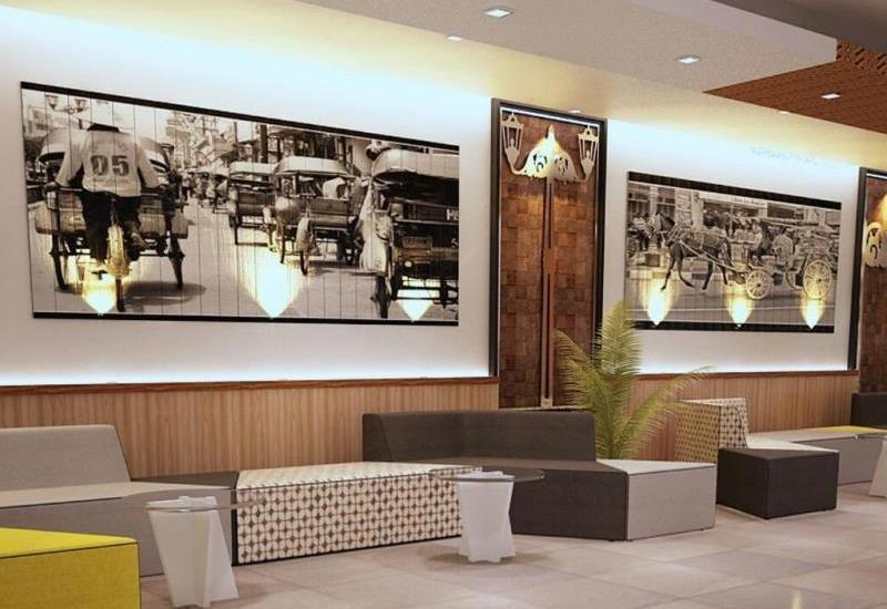 h Boutique Hotel Yogyakarta - Lobi