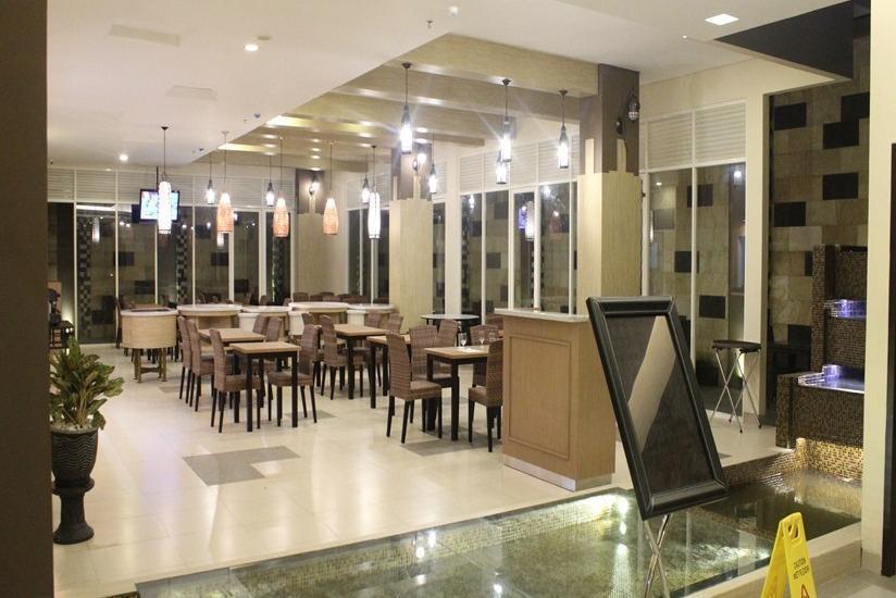h Boutique Hotel Yogyakarta - Restoran