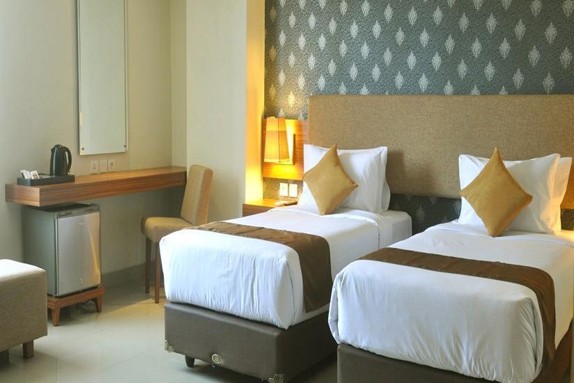 h Boutique Hotel Yogyakarta - Kamar tamu