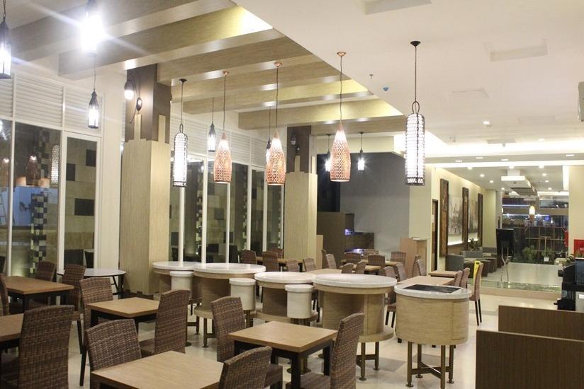 h Boutique Hotel Yogyakarta - Ruang makan