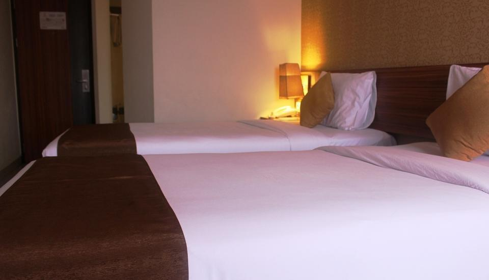 h Boutique Hotel Yogyakarta - Deluxe Twin - Room Only 4D3N Room Only 40% Off