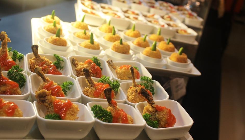 h Boutique Hotel Yogyakarta - Menu makanan Rapat kami