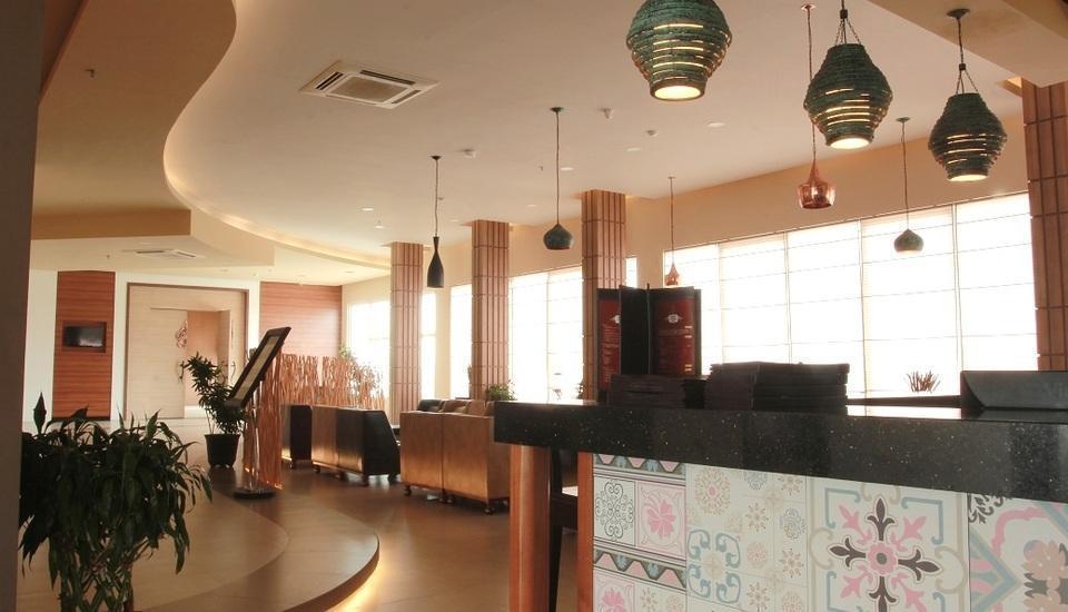 h Boutique Hotel Yogyakarta - Kailash Sky Lounge