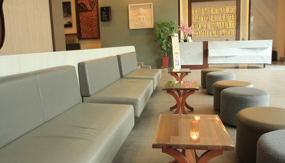 h Boutique Hotel Yogyakarta - Lobby