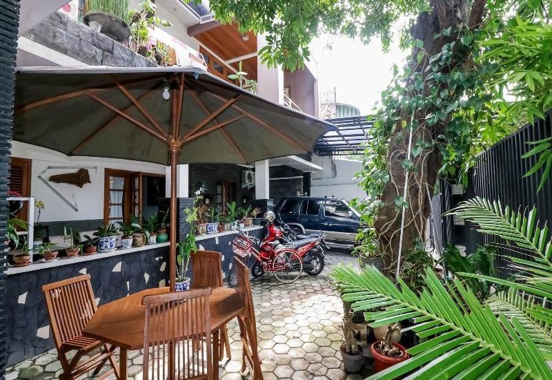 NIDA Rooms Colombo 48 Jalan Gejayan Jogja - Pemandangan Area