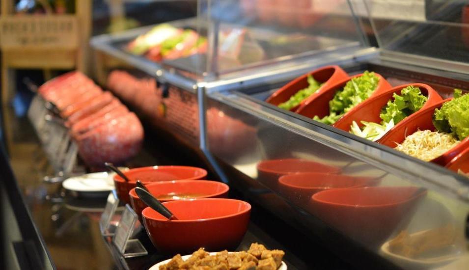 Luminor Hotel Surabaya - Breakfast menu