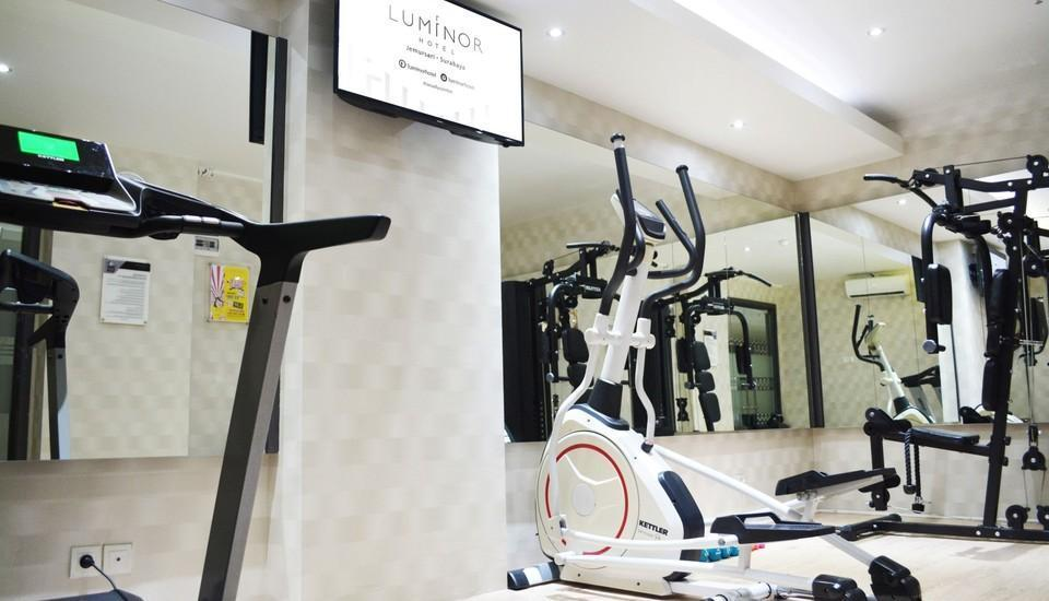 Luminor Hotel Surabaya - Gym Center