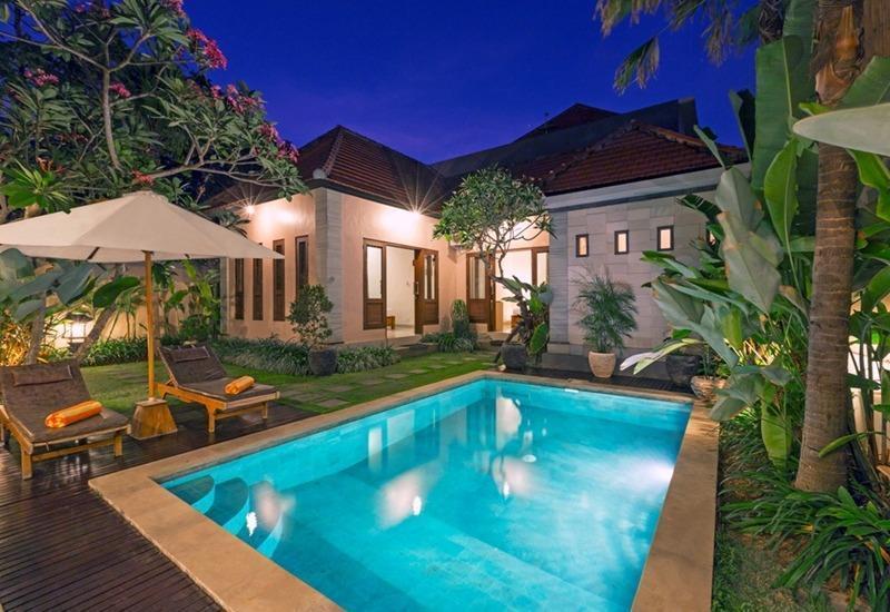 Kubal Villa Bali - 2 Bedroom Villa Regular Plan