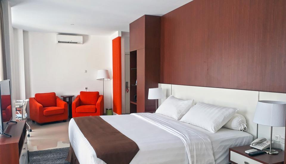 Front One Hotel Pamekasan Madura Madura - Suite room