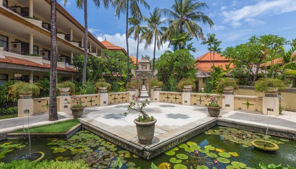 The Tanjung Benoa Beach Resort Bali - Eksterior