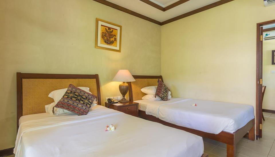 The Tanjung Benoa Beach Resort Bali - Kamar tamu