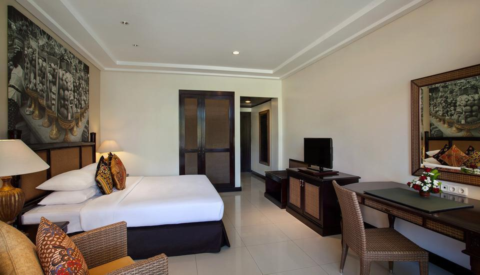 The Tanjung Benoa Beach Resort Bali - Deluxe Garden View RAMADHAN PEGIPEGI PROMOTION