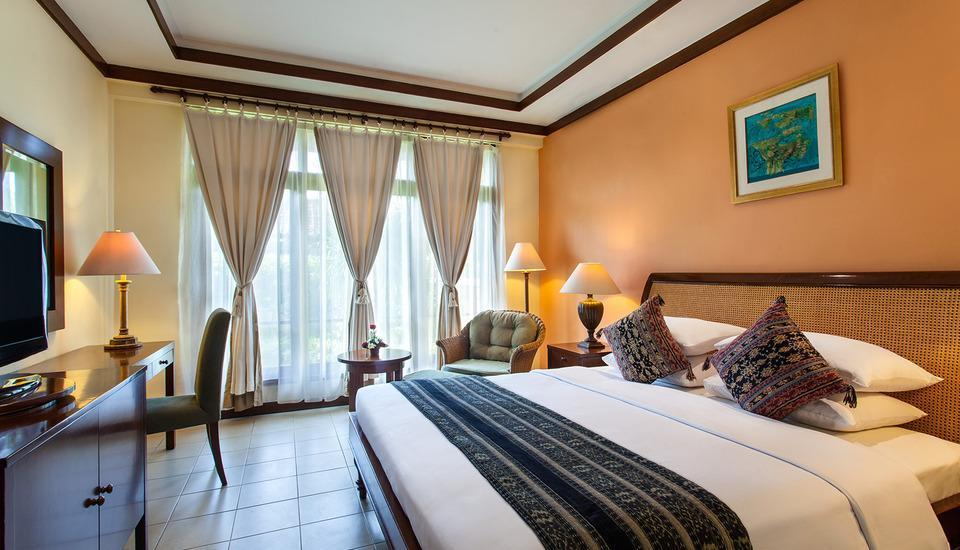 The Tanjung Benoa Beach Resort Bali - 2nd Floor One BedRoom Cottage RAMADHAN PEGIPEGI PROMOTION
