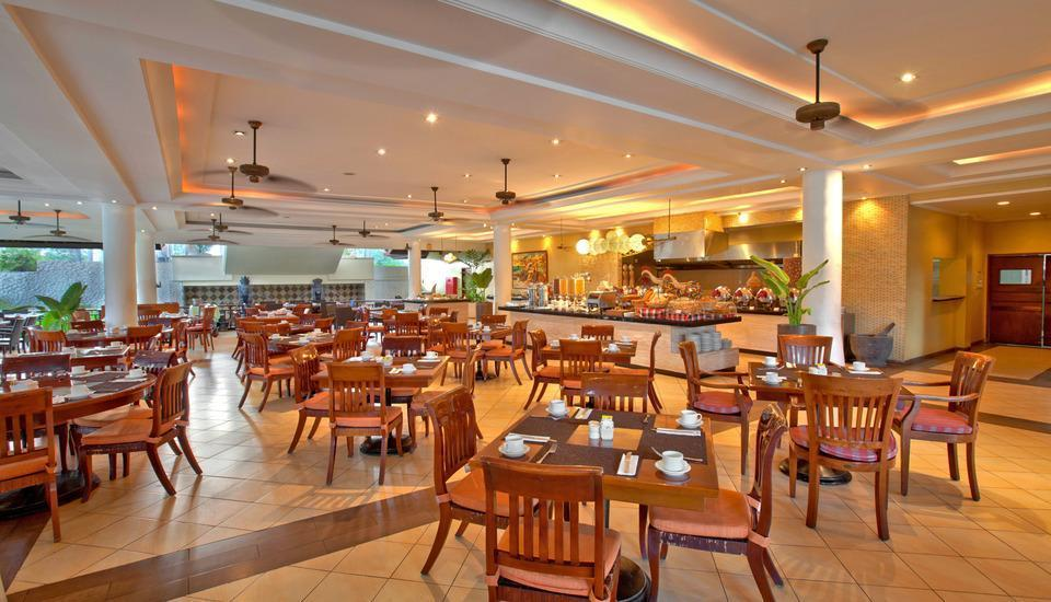 The Tanjung Benoa Beach Resort Bali - Tanjung terrace Restaurant