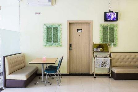 Tinggal Standard at Jalan Batu Ceper Jakarta - Fasilitas