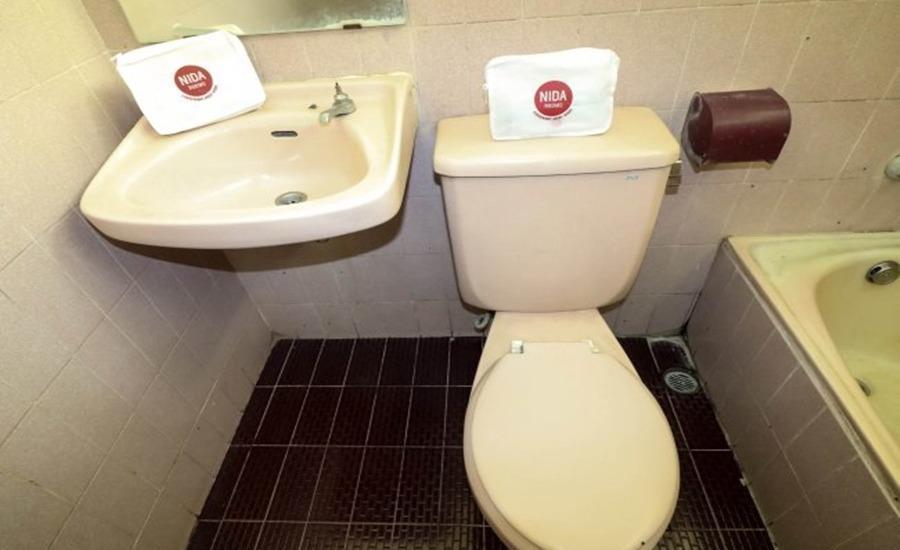 NIDA Rooms Giri Kondang 11 Pakem - Kamar mandi