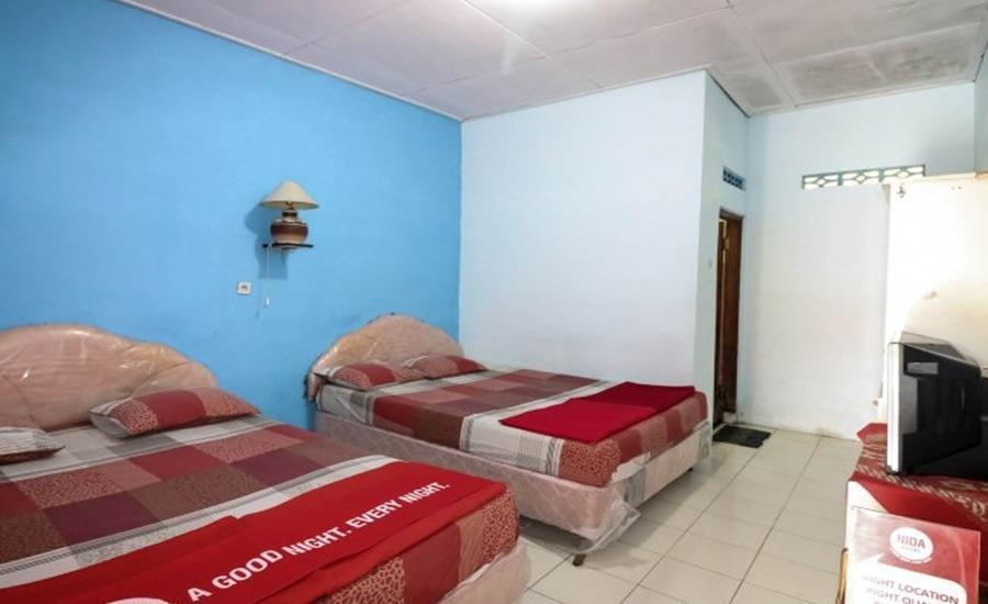 NIDA Rooms Giri Kondang 11 Pakem - Double Room Double Occupancy Special Promo