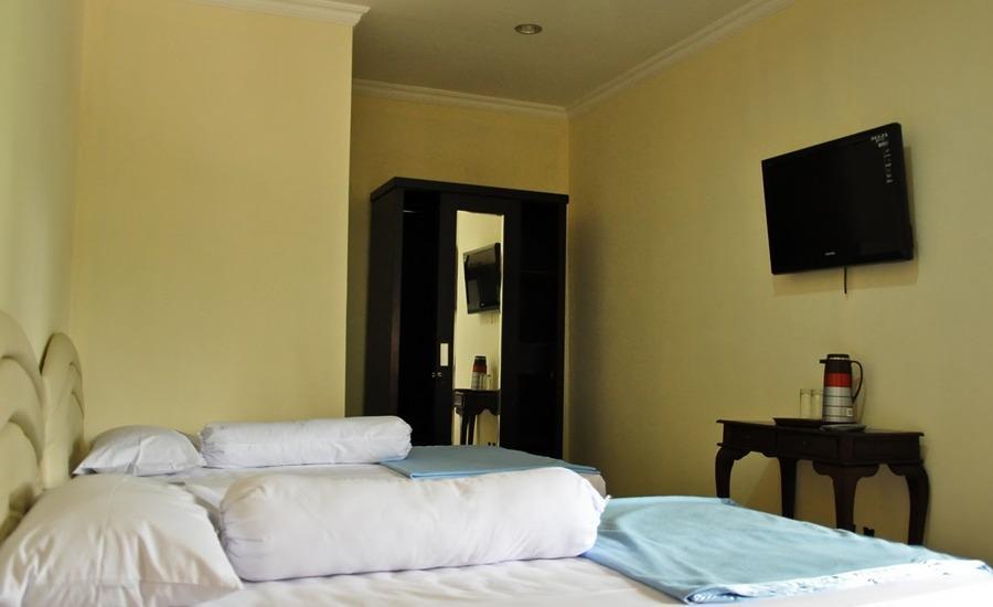 RCK Resort Bogor - Kamar tamu