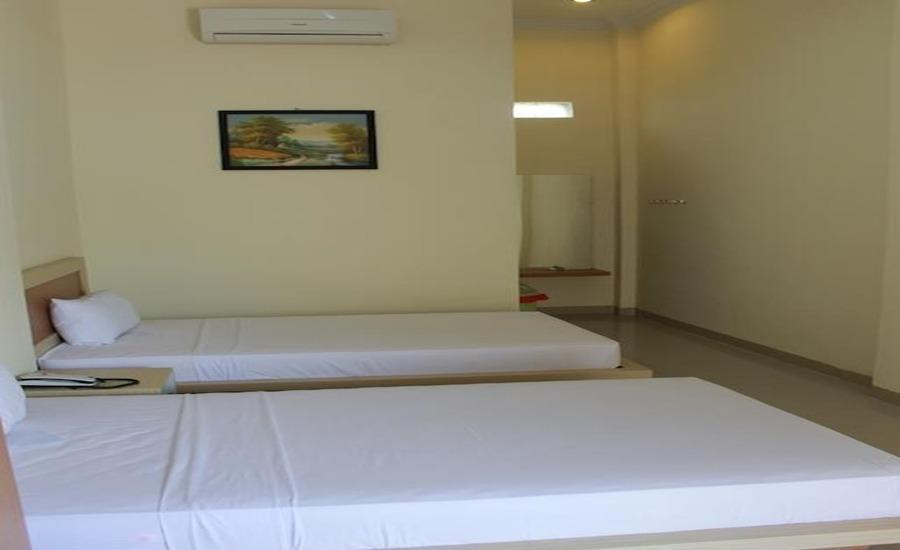 Hotel Denpasar Pare Pare - Deluxe Twin Regular Plan