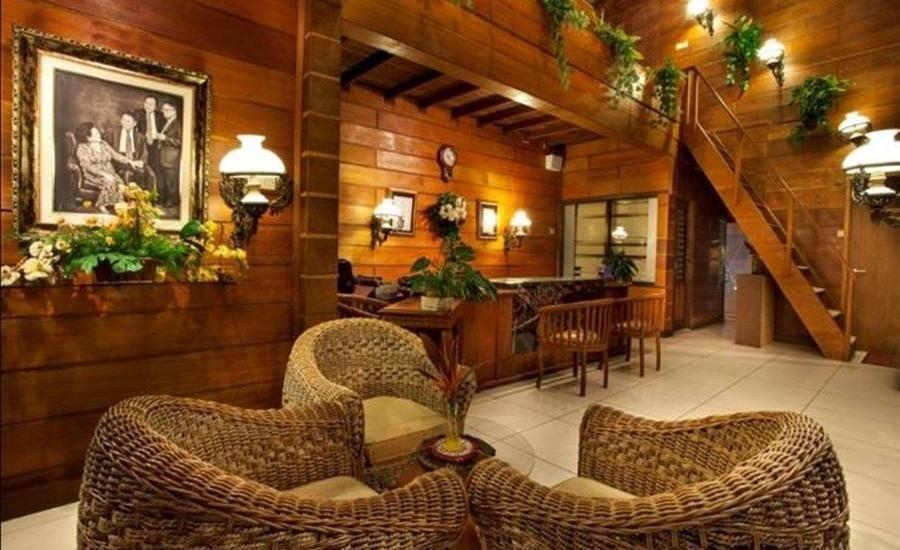 Citra Cikopo Hotel Bogor - Lobi