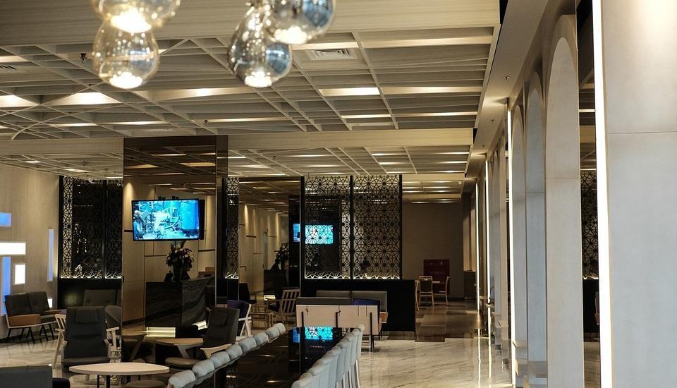 The Celecton Hotel Jababeka Bekasi - Lounge