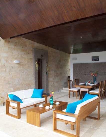 Villa Scena Bali - Ruang Tamu