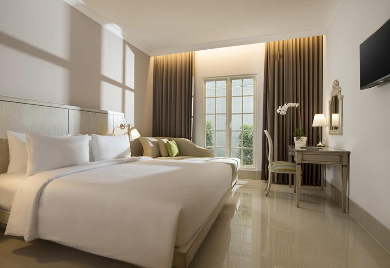 Hotel Santika Seminyak - Deluxe Room King Min 3 Nights Stay Regular Plan