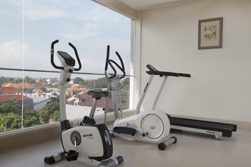 Hotel Santika Seminyak - fitness center