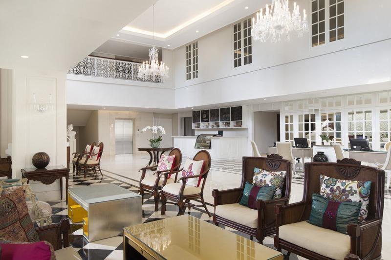 Hotel Santika Seminyak - lobby