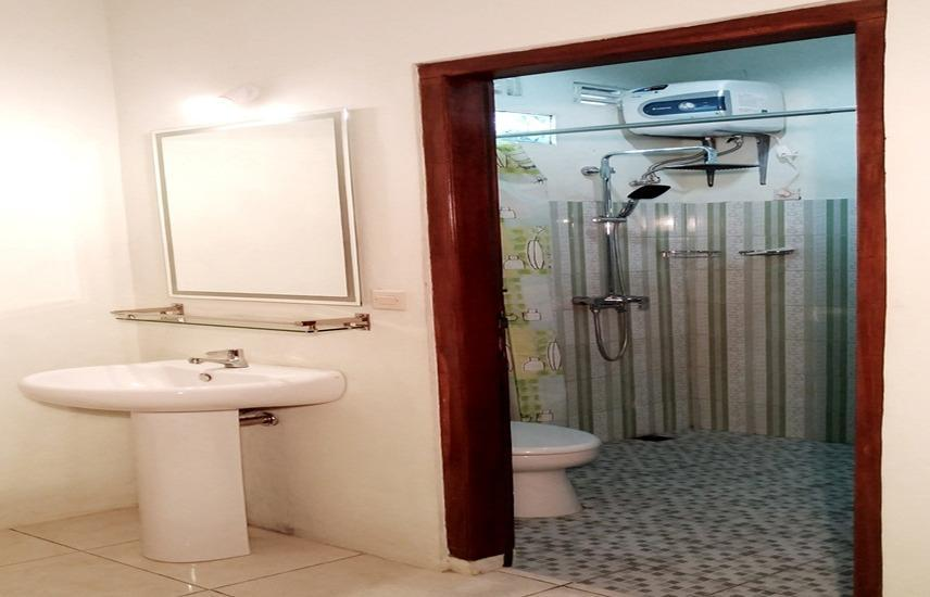 Green Inn & Resort Solo - Kamar mandi