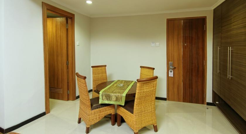Hotel Pangeran City Padang - Ruang Tamu